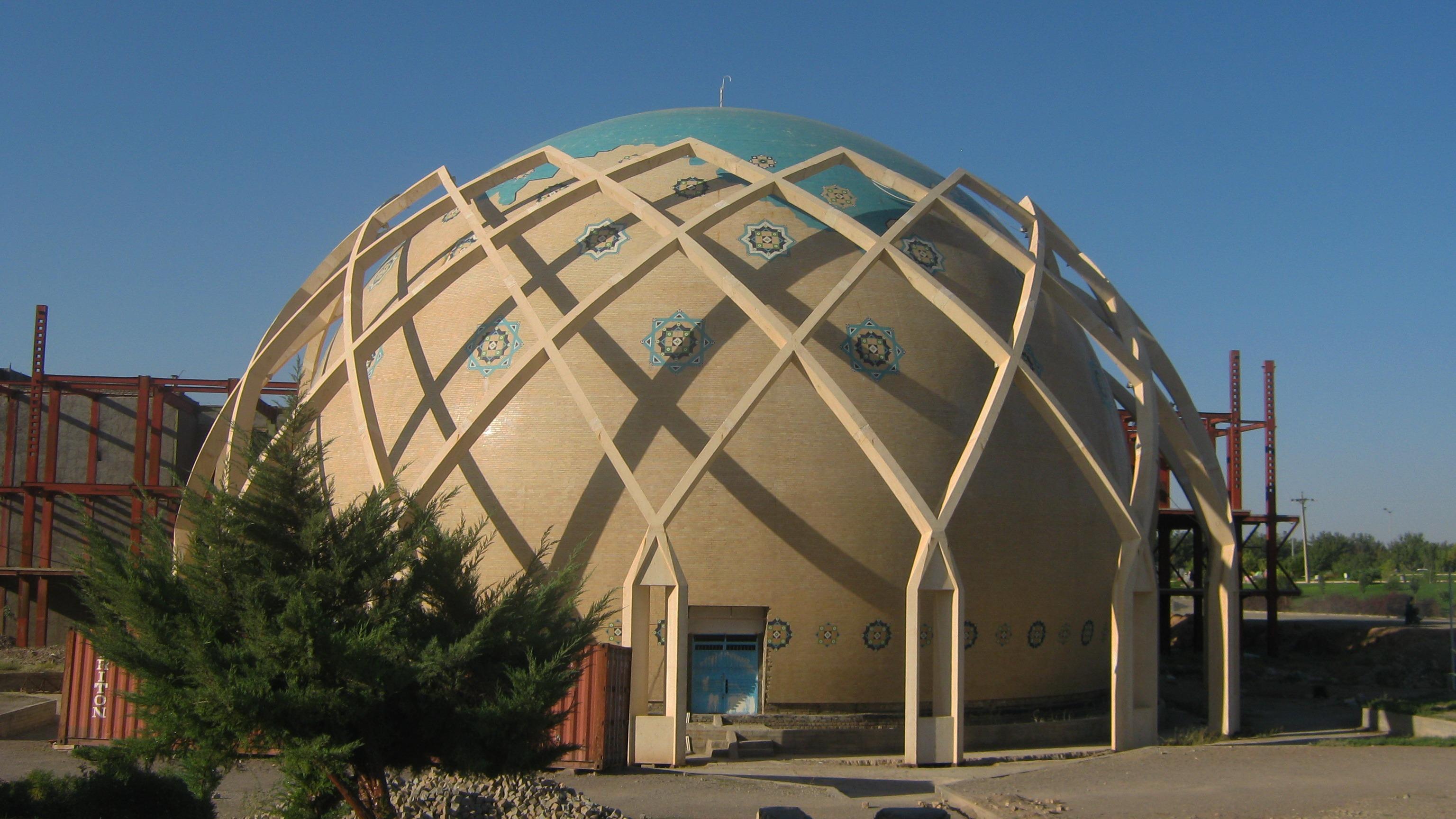 Planetarium of Omar Khayyam