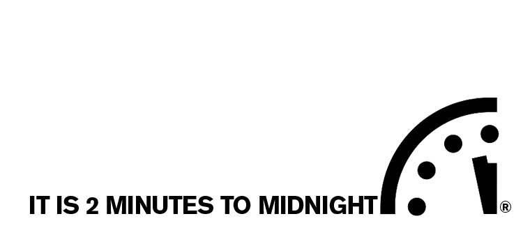 It-is-2-Minutes-to-Midnight-clock