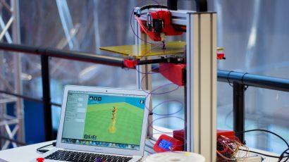 disruptive technologies - 3D printer