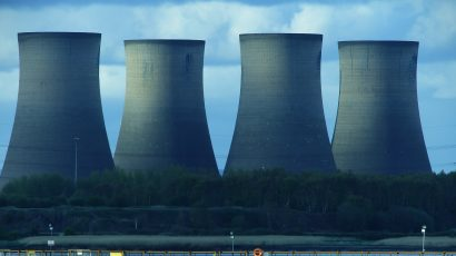 Nuclear cooling tower