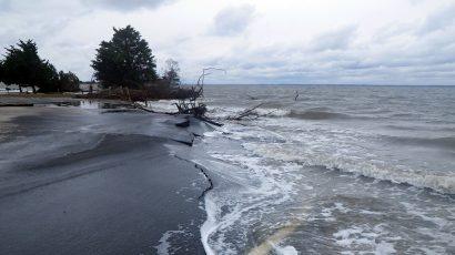 Climate change - sea level rise