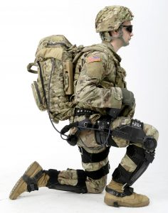 The ONYX exoskeleton by Lockheed Martin. Credit: Lockheed Martin press release