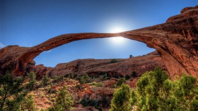 The red rock region of public lands in Utah. Photo Credit: Wayne Stadler, Creative Commons.