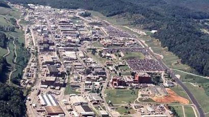 Y-12 National Security Complex in Oak Ridge TN.