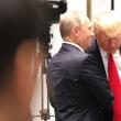 Russian President Vladimir Putin talks with US President Donald Trump. Credit: www.kremlin.ru CC BY 4.0 via Wikimedia Commons.